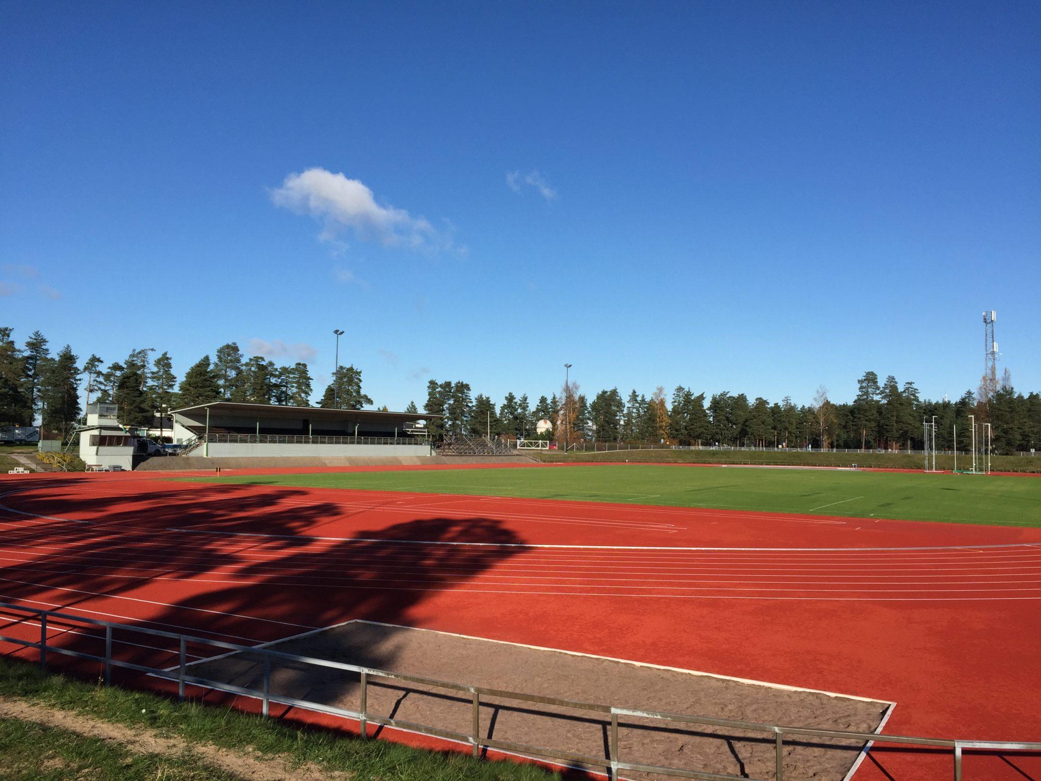 Urheilu Ja Nurmikentat Lohjan Liikuntakeskus